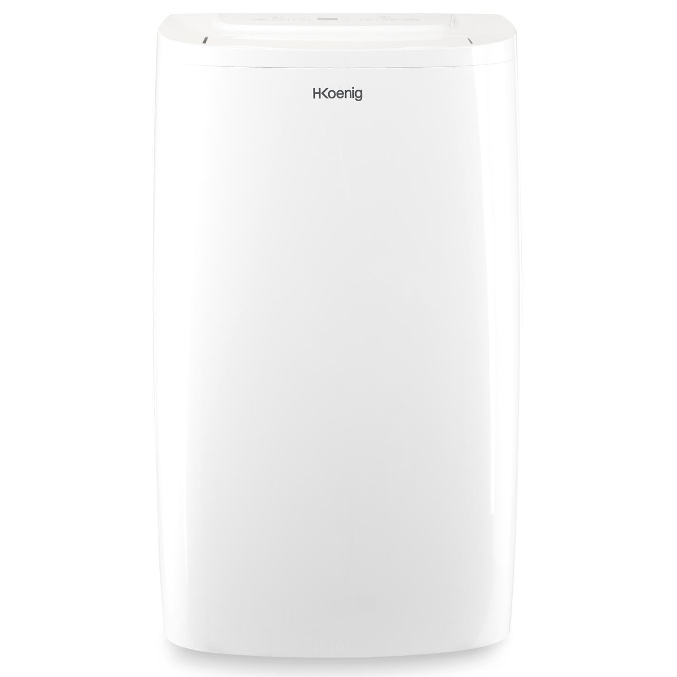 Silent + -blanc - 3520W - Climatiseur mobile