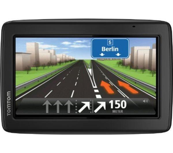 Navigation GPS TOMTOM START25M NOIR EUROPE 45 PAYS CARTE A VIE