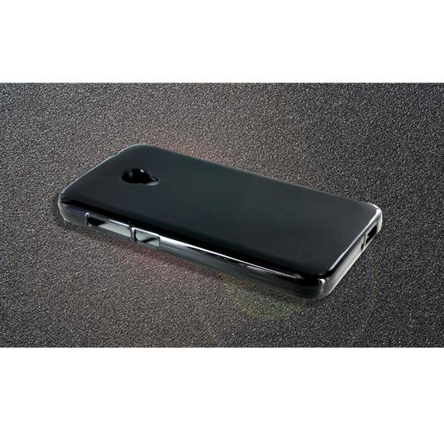 Coque Alcatel U5 silicone noire 29af65ec12f0