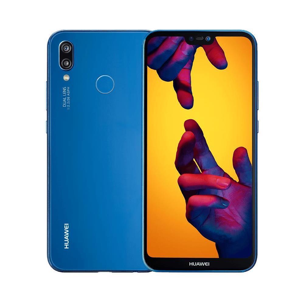 HUAWEI P20 Lite - 64 Go - Bleu - Smartphone