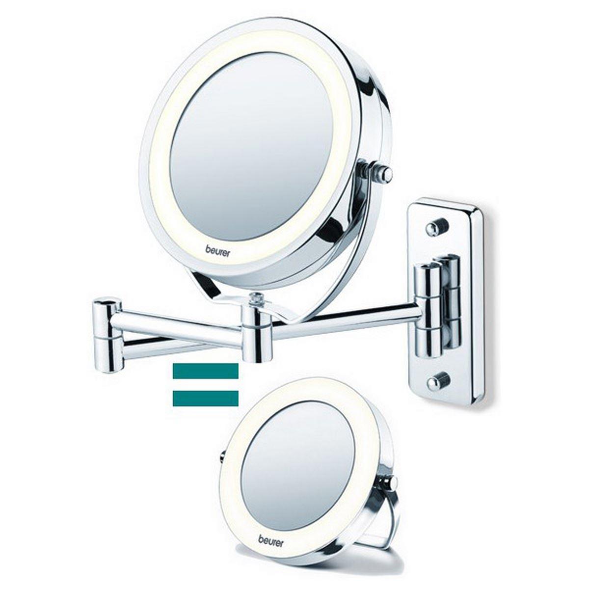 Chambre et d coration beurer miroir grossissant for Miroir grossissant ventouse