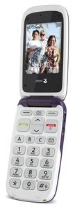 Téléphone GSM DORO PHONEEASY 612 VIOLET