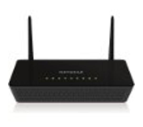R6220 Bi-bande (2,4 GHz / 5 GHz) Gigabit Ethernet Noir routeur sans fil