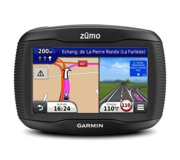 Navigation GPS GARMIN ZUMO310 NOIR FRANCE BENELUX