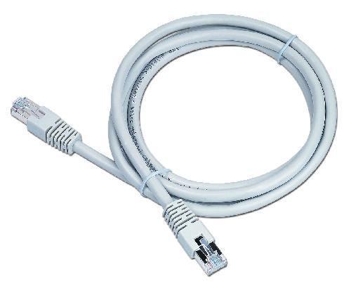 RJ45/RJ45 Cat6 0.25m câble de réseau 0,25 m F/UTP (FTP) Blanc