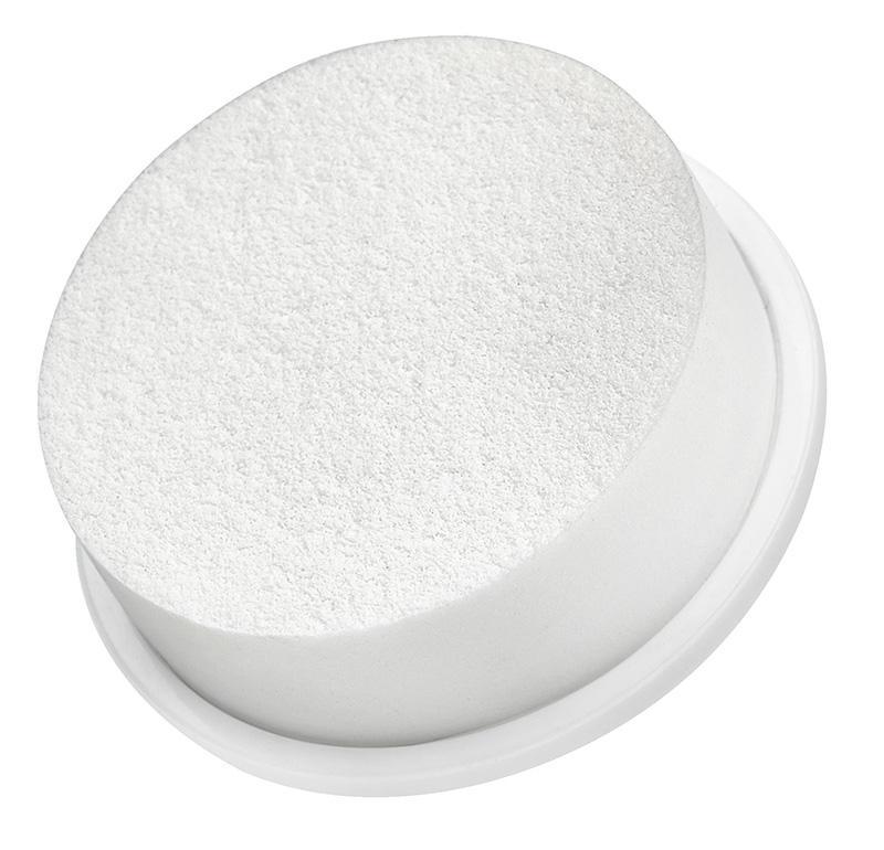 GM 3669 Brosse vibrante et rotative Violet, Blanc Batterie/Pile