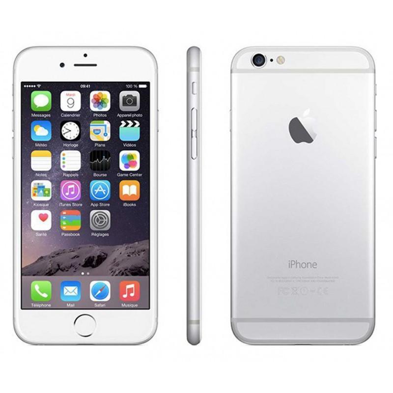 iPhone 6 16Go Argent Reconditionné