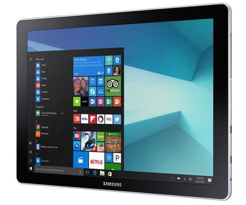 Galaxy Book (12'', Windows 10 Pro, 256 Go, 4G) Clavier QWERTY