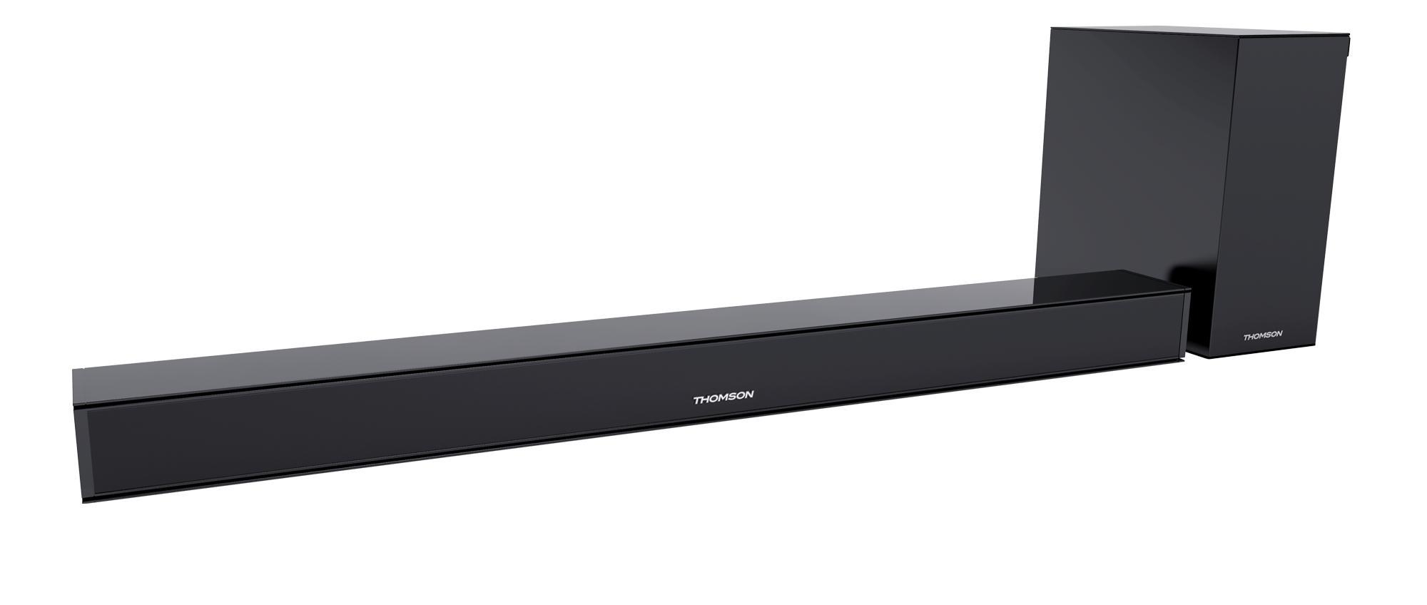 SB260IBT haut-parleur soundbar 2.1 canaux 300 W Noir