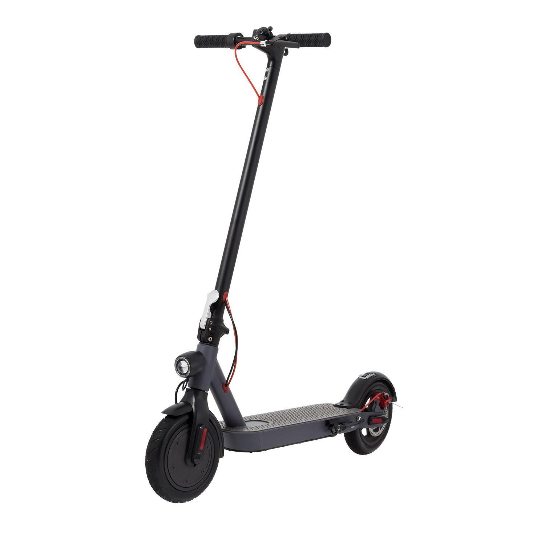 Scooter MS9 XFORCE - Trottinette électrique / Black Noir + 1 Chargeur
