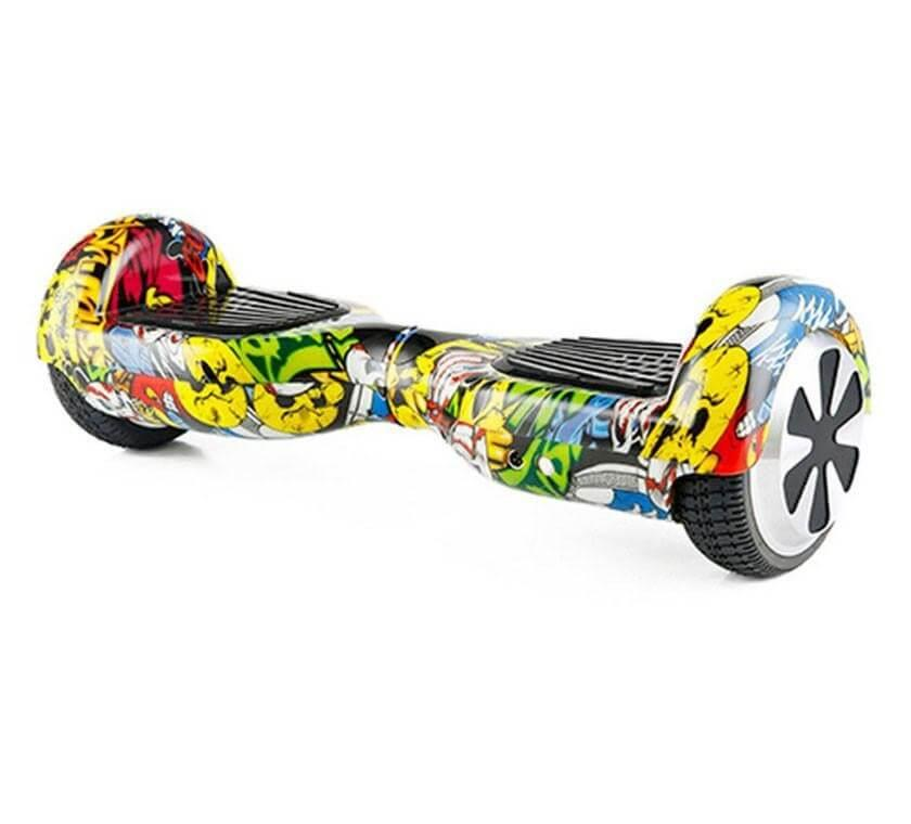 Hoverboard  6,5pouces -  Hip  Pop  - Bluetooth