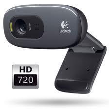 Webcam LOGITECH C270 NOIR