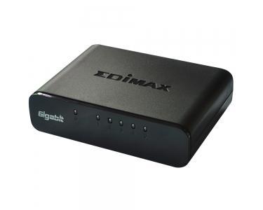 ES-5500G V3 Non-géré Gigabit Ethernet (10/100/1000) Noir commutateur réseau