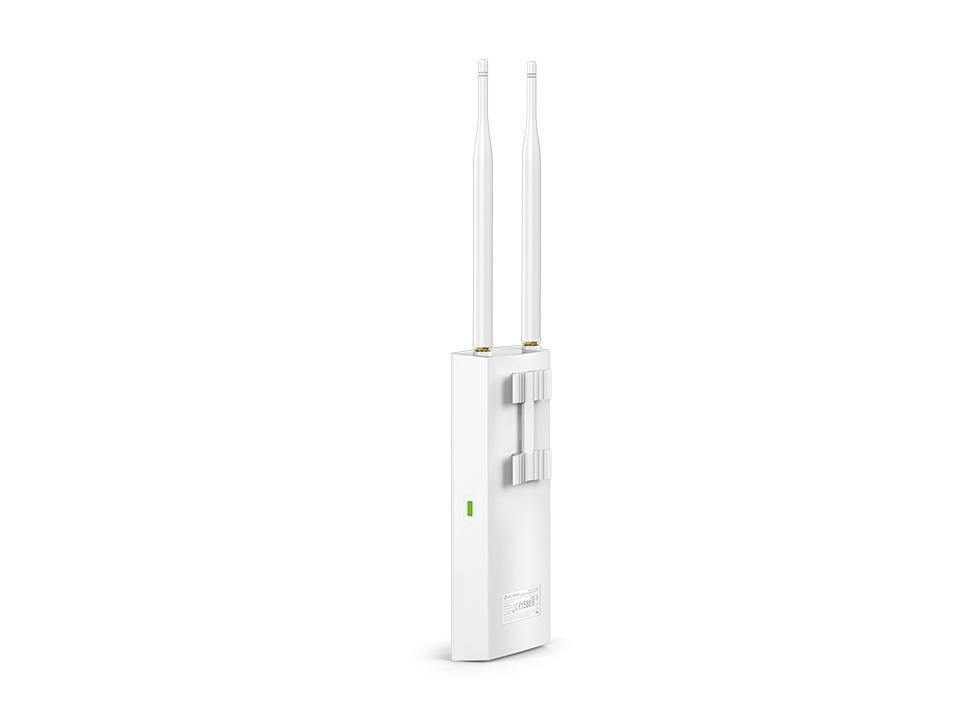 EAP110-Outdoor 300Mbit/s Connexion Ethernet, supportant l'alimentation via ce port (PoE) Blanc point d'accès réseaux locaux sans fil