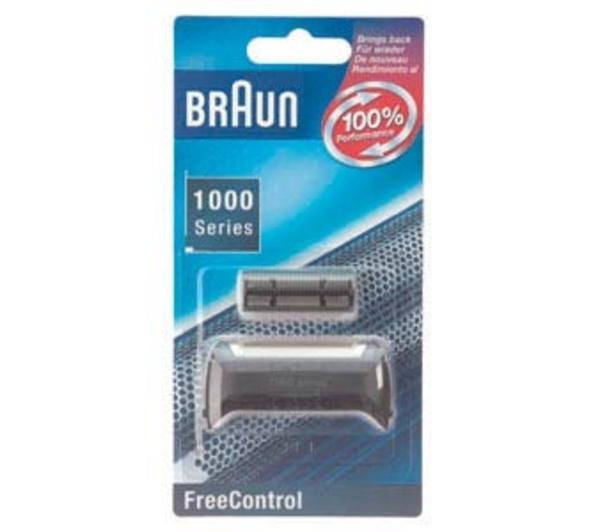 Couteau + grille de rasoir FreeControl - Séries 1000