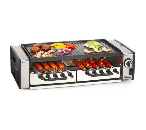 barbecue electrique multifonction