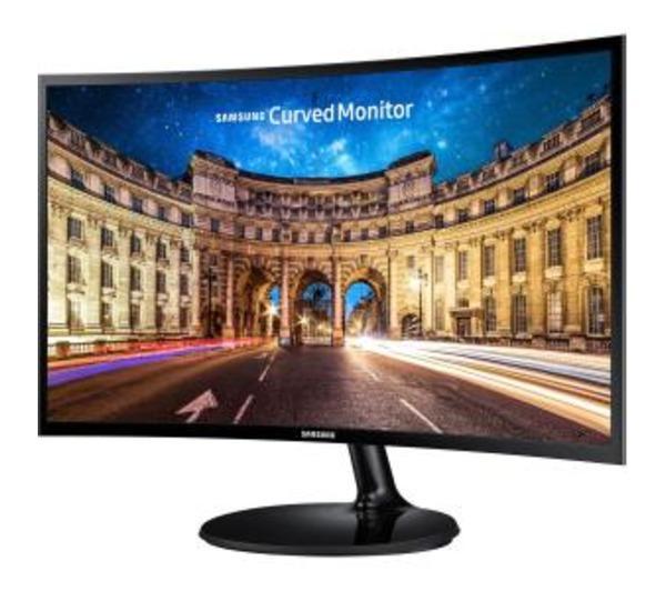 """FHD Monitor 27"""" (3-serie) C27F390FHU"""