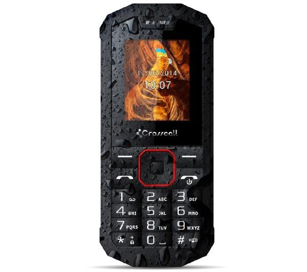 Spider-X1 - zwart - Dual SIM mobiele telefoon