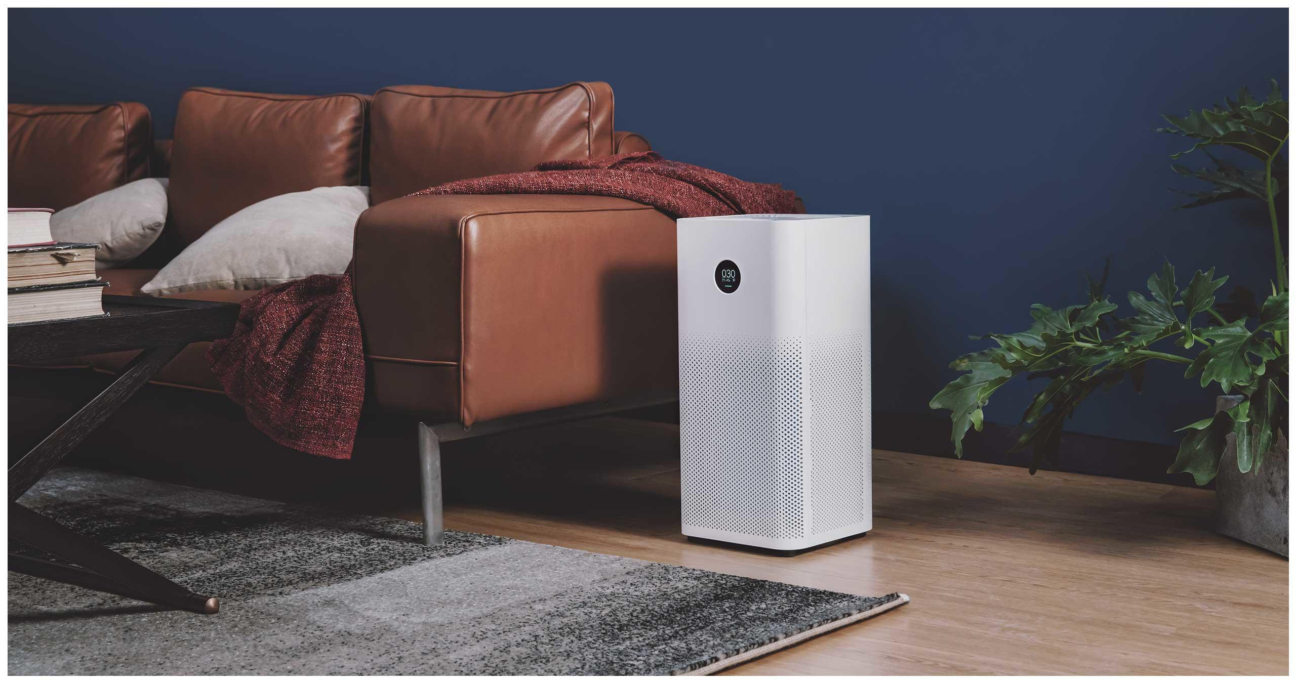 Mi Air Purifier 2s purificateur d'air 37 m² Blanc 29 W