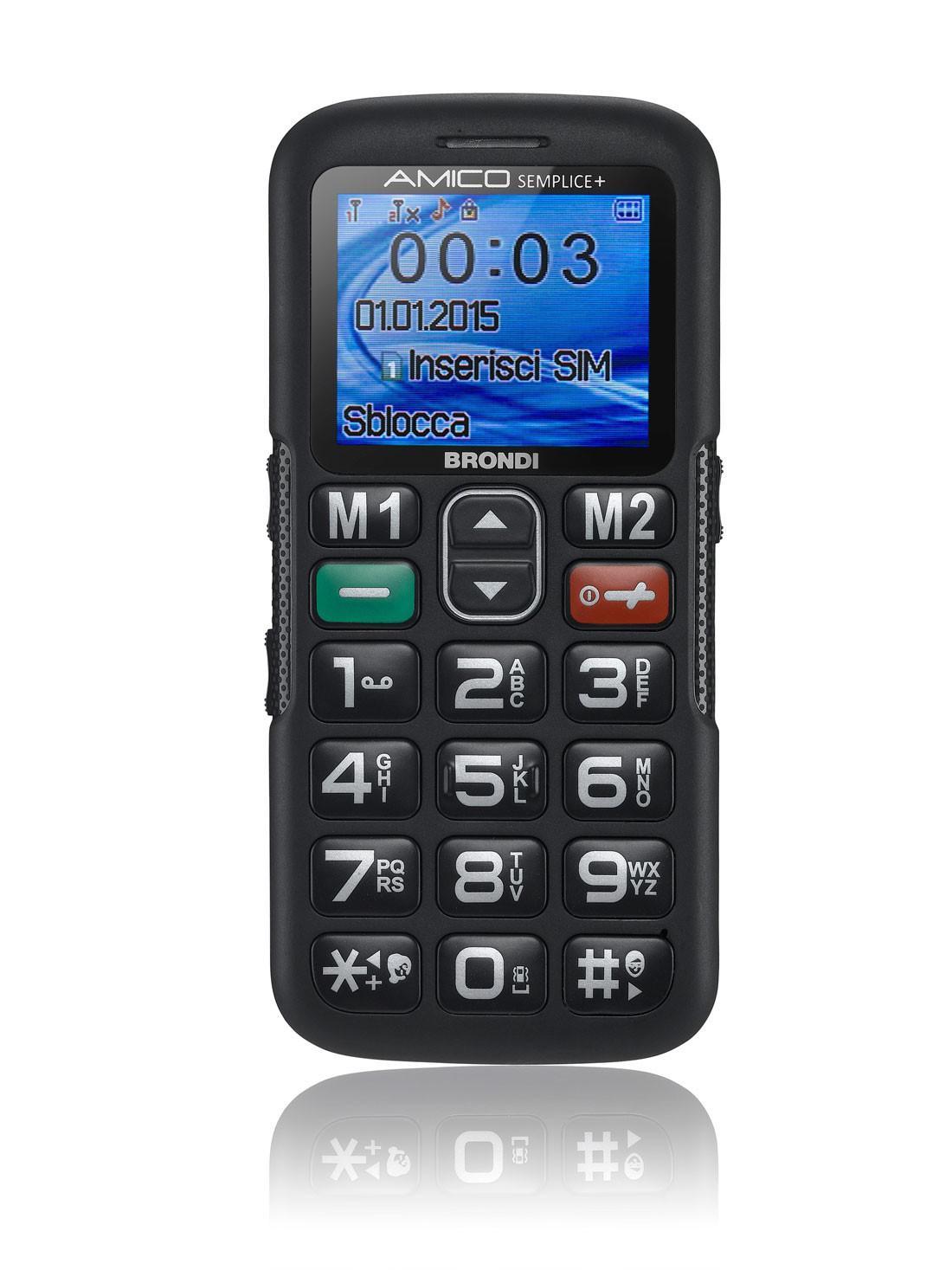 Amico SEMPLICE - - GSM