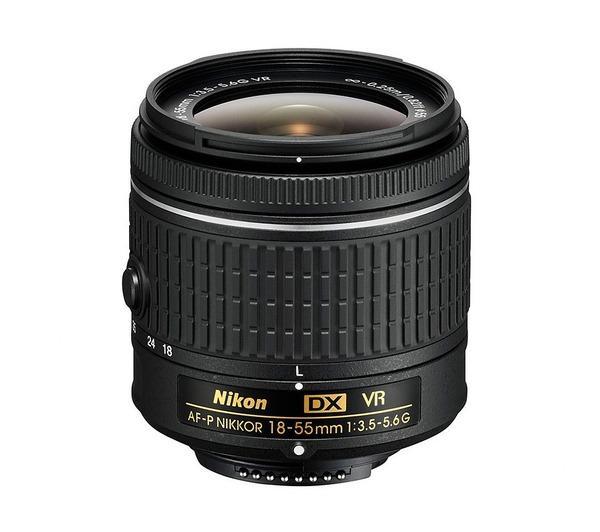 AF-P DX Nikkor 18-55mm f/3.5-5.6G VR