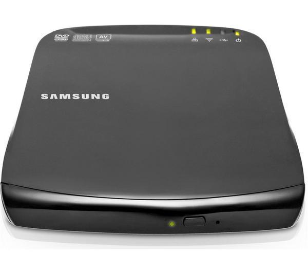 Lecteur - graveur externe CD-DVD SAMSUNG SE208BW NOIR
