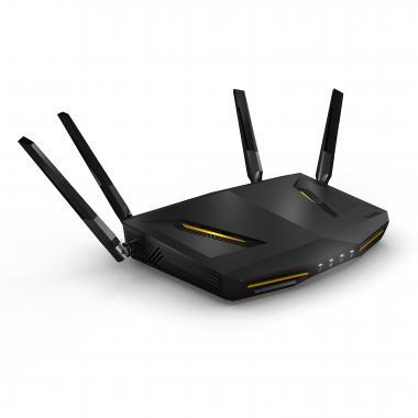 ARMOR Z2 NBG6817 routeur sans fil Bi-bande (2,4 GHz / 5 GHz) Gigabit Ethernet Noir