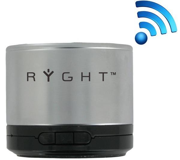 Y-Storm - draagbare luidspreker - Bluetooth- zilver