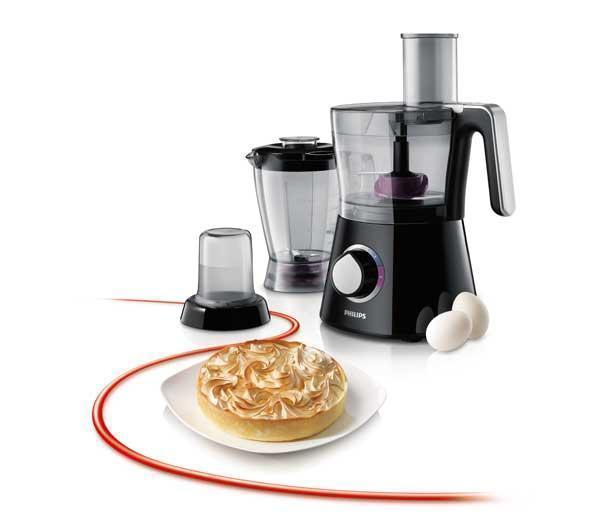 Robot multifonction philips robot de cuisine compact 3 - Philips robot de cuisine ...