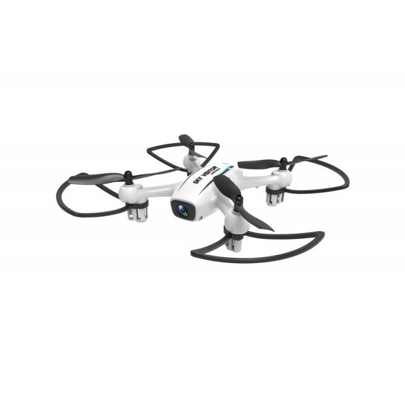 CHICTECH Drone Sky Visitor Blanc