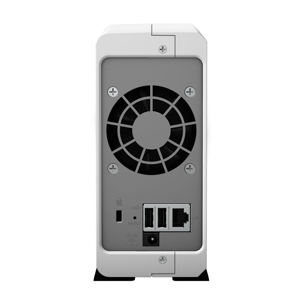 DiskStation DS119j Ethernet/LAN Tour Gris, Blanc NAS