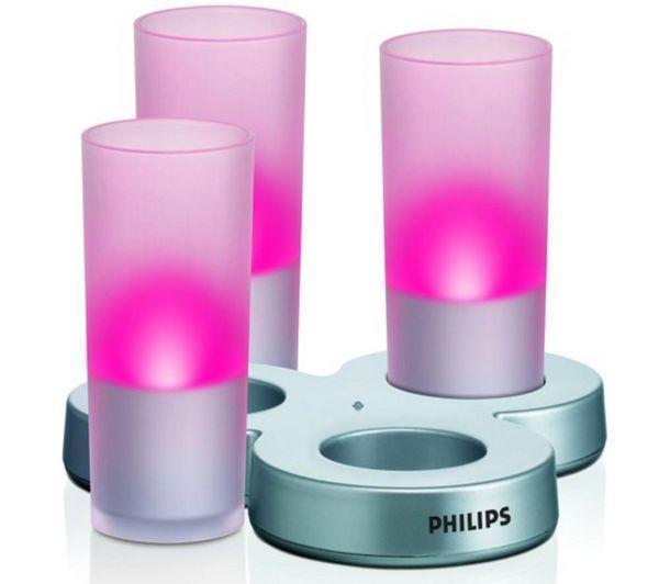 Luminothérapie PHILIPS IMAGEO 6910832PH ROUGE