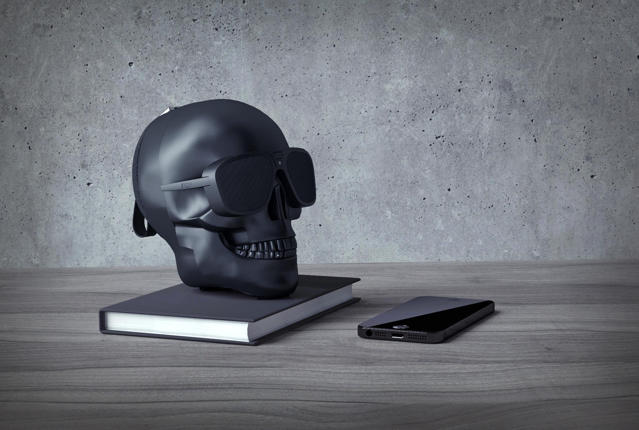 AeroSkull XS+ 45 W 2.1 portable speaker system Noir