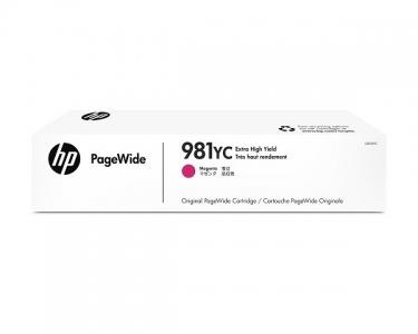 981YC Extra High Yield Magenta Original PageWide Cartridge 16000pages Magenta cartouche d'encre