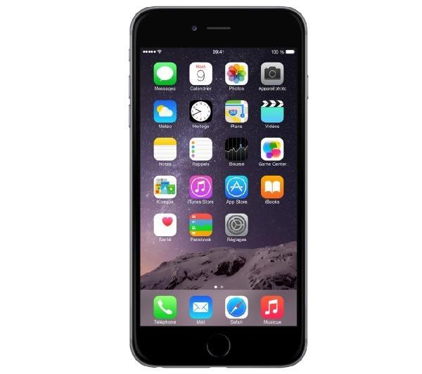 APPLE iPhone 6s 16GB Spacegrau (solo)