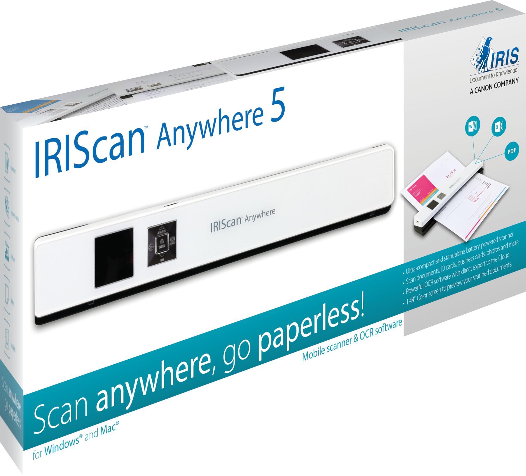 Scanner IRIS IRIS 458844