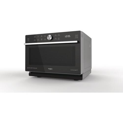 MWP 339 SB Micro-onde combiné 33 L 900 W Noir, Argent