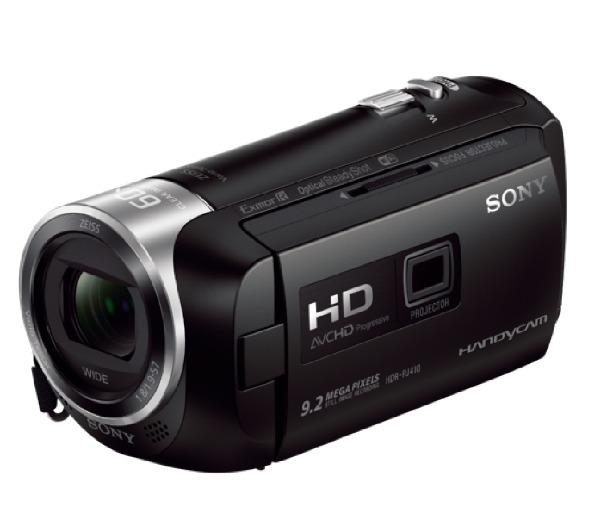 HDR-PJ410 - Caméscope