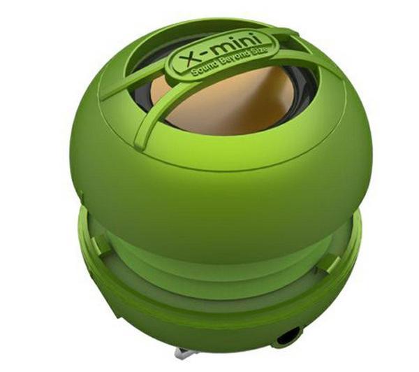 X-mini uno luidspreker - groen