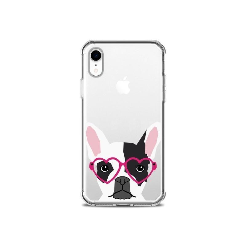 coque iphone xr transparante souple