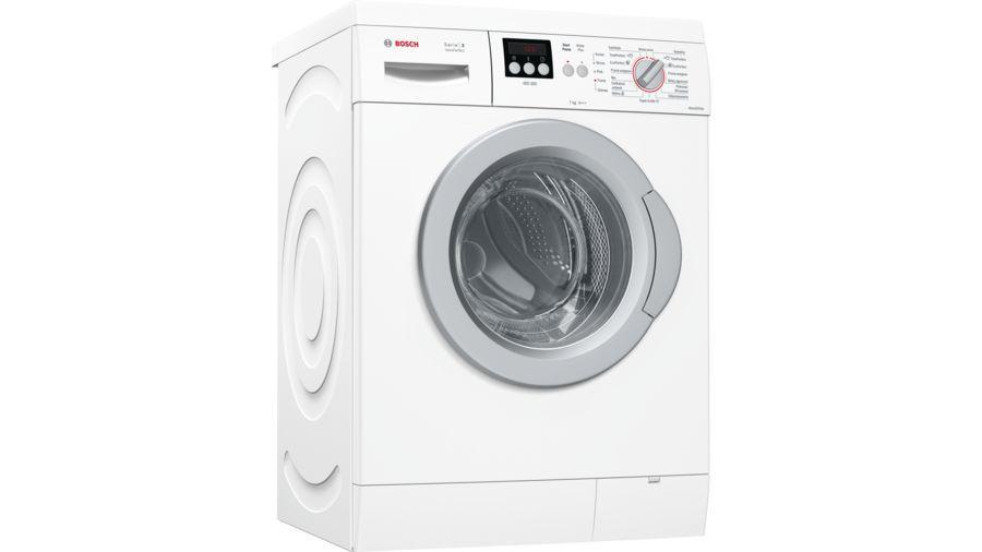 f8c1509b3 Serie 2 WAE24240PL máquina de lavar Independente Carregamento frontal Branco  7 kg 1200 RPM A+++