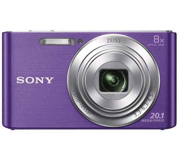 DSC-W830 - violet - Appareil photo numérique