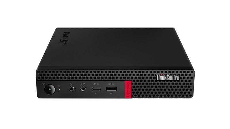ThinkCentre M630e Intel® Core™ i3 de 8e génération i3-8145U 4 Go DDR4-SDRAM 256 Go SSD Noir Mini PC