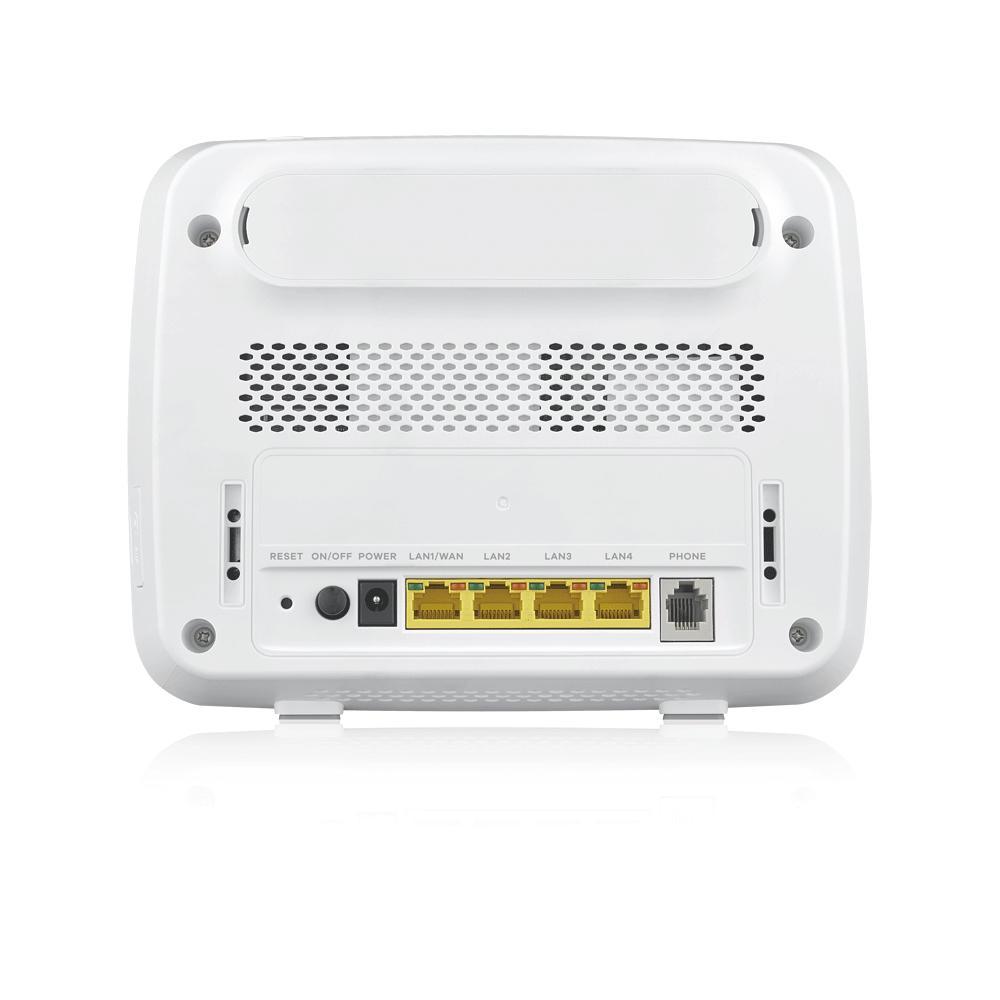 LTE3316-M604 routeur sans fil Bi-bande (2,4 GHz / 5 GHz) Gigabit Ethernet 3G 4G Blanc