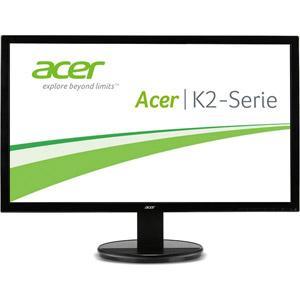Moniteur 21.5' LED - K222HQLBD 1920 x 1080 pixels - 5 ms - Format large 16/9 - VGA - DVI - Noir