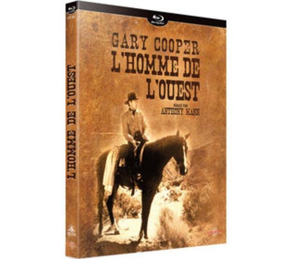 BLU-RAY-L' HOMME DE L'OUEST