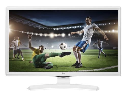 """28TK410VW écran plat de PC 71,1 cm (28"""") HD Mat Blanc"""