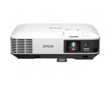 EB-2165W 5500ANSI lumens 3LCD WXGA (1280x800) Desktop projector Blanc