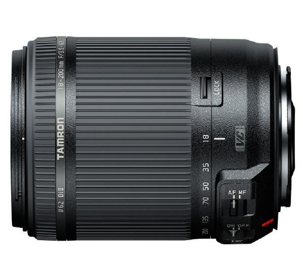B018 18-200 mm f/3.5-6.3 Di II VC – Objectief voor Nikon