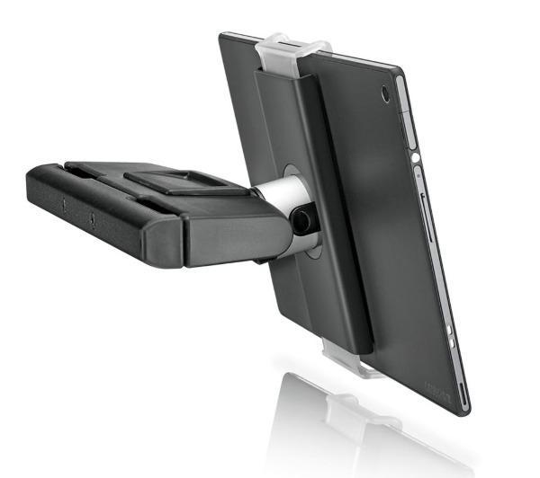 support mural vogel 39 s tms 1020 support de tablette pour voiture p. Black Bedroom Furniture Sets. Home Design Ideas
